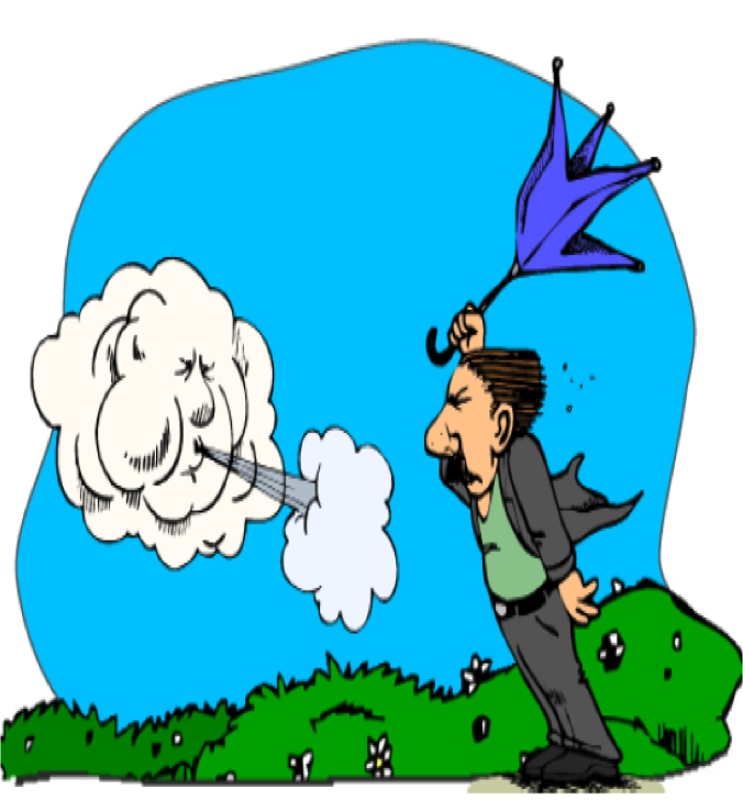 Weather clip art free. Windy clipart cold