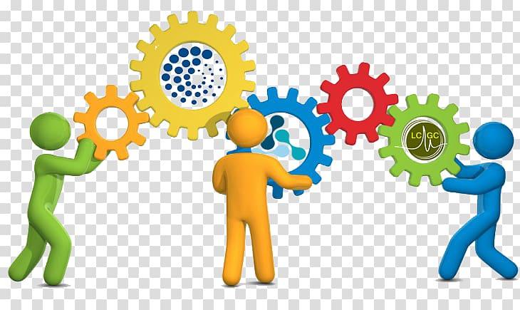 Teamwork clipart transparent background. Collaboration organization management others