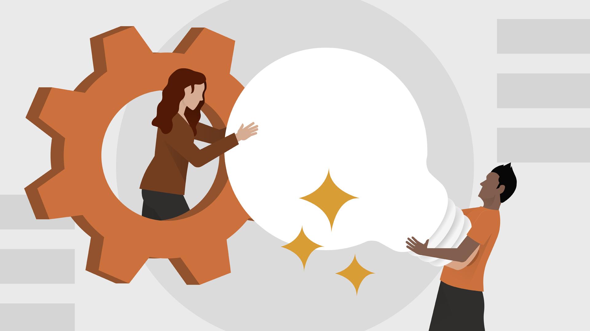 Teamwork foundations . Collaboration clipart admin team