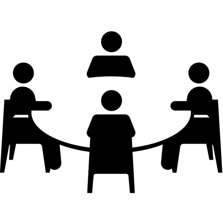 Collaboration clipart board director. Public meetings proceedings the