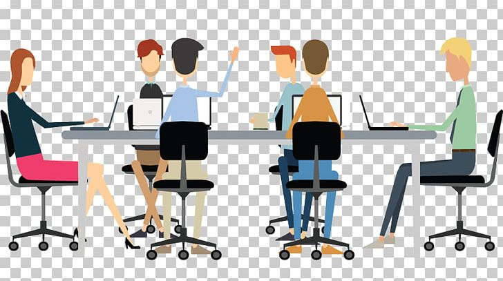 Meeting planning business of. Collaboration clipart board director