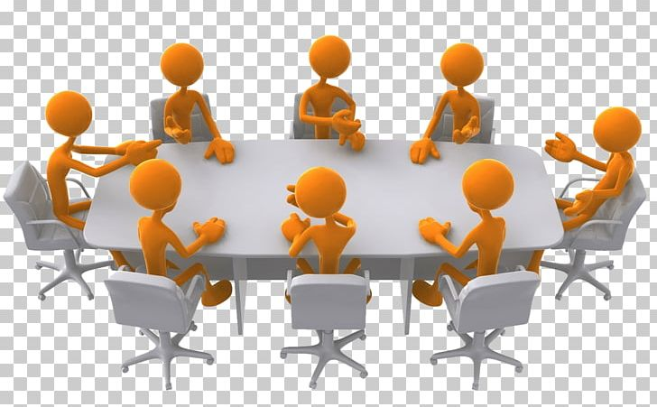 Collaboration clipart board director. Meeting conference centre of