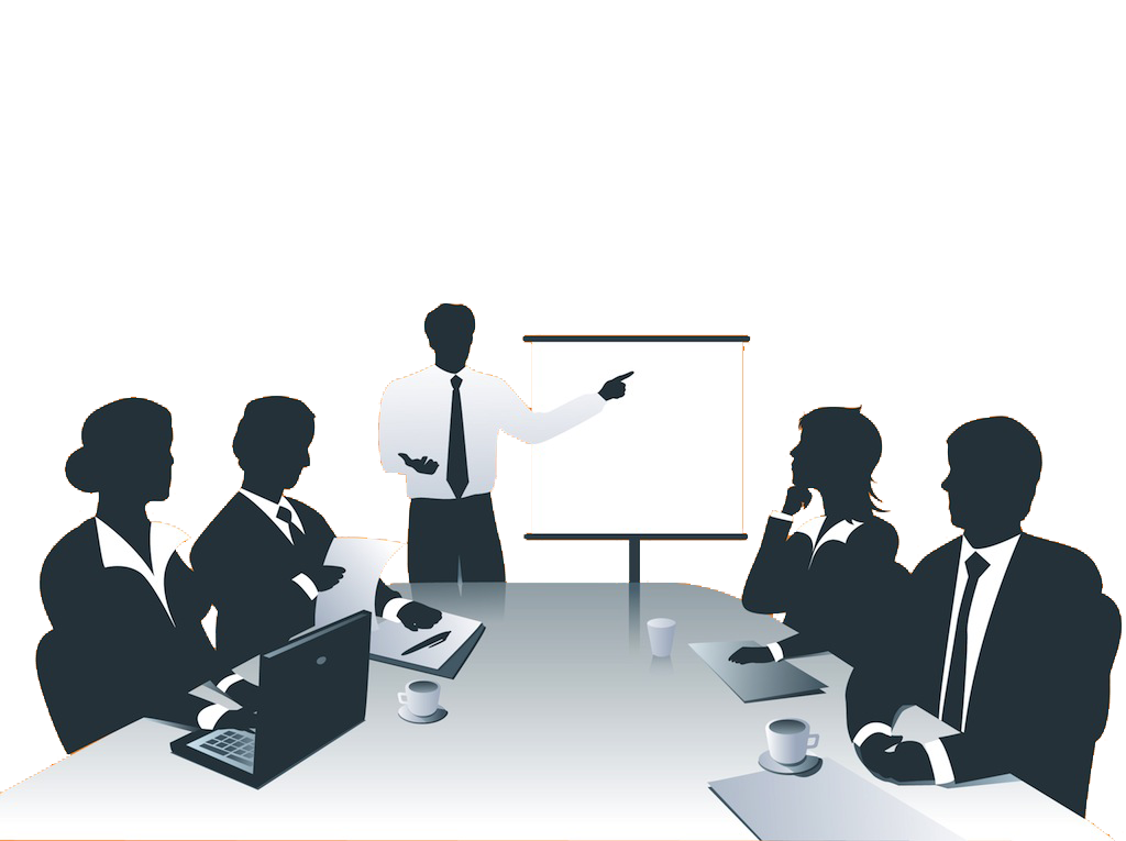 Discussion clipart business networking. Presentation clip art people