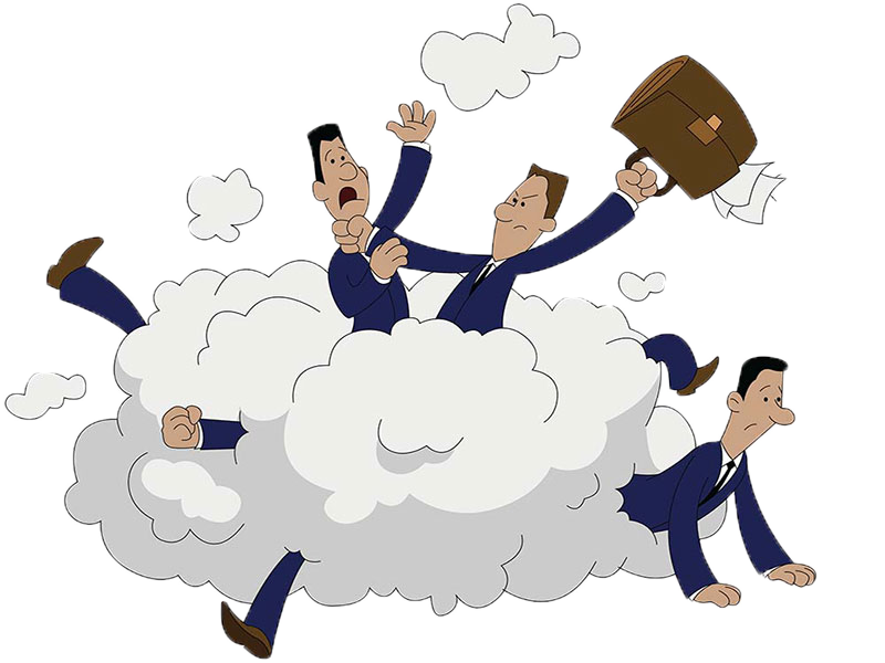 Collaboration clipart business organization. Conflict clip art people