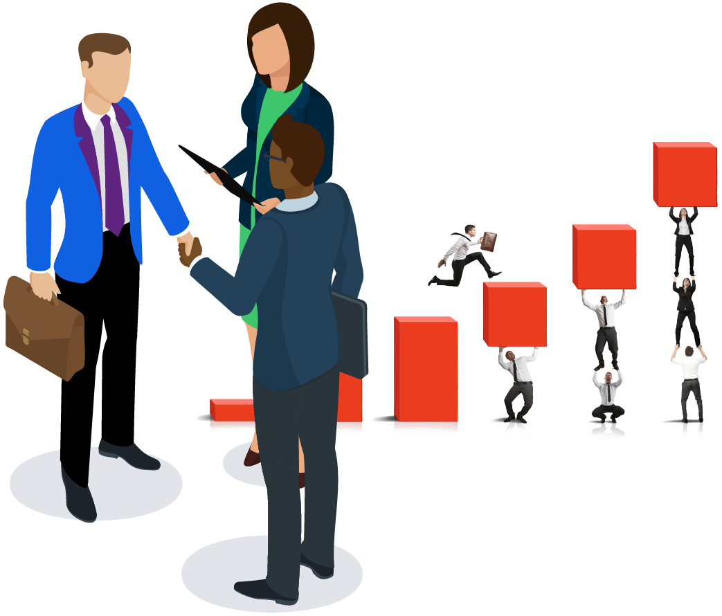 Appway for wealth manage. Employee clipart onboarding