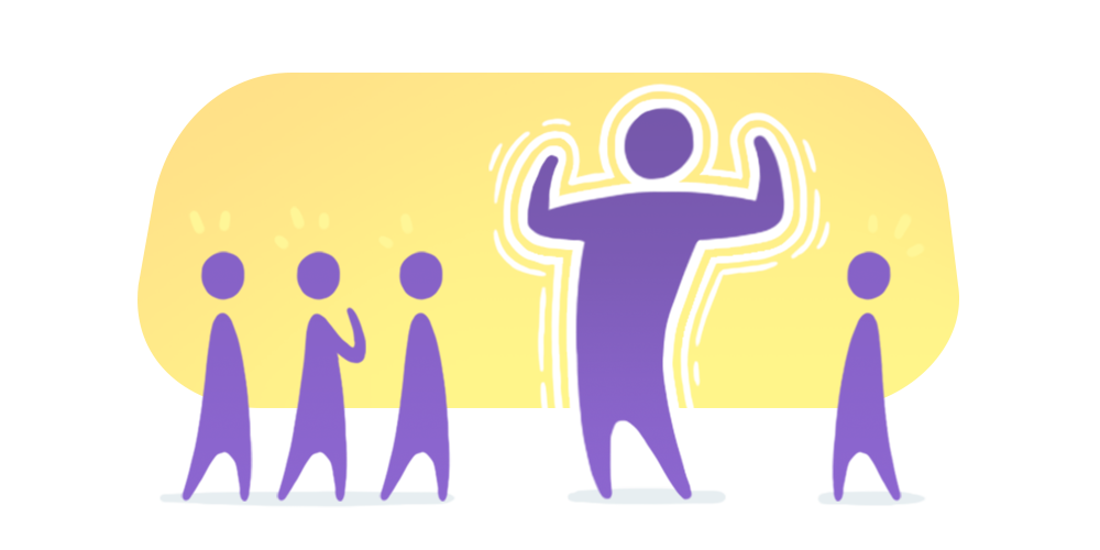 Collaboration clipart business support. How strong customer benefits