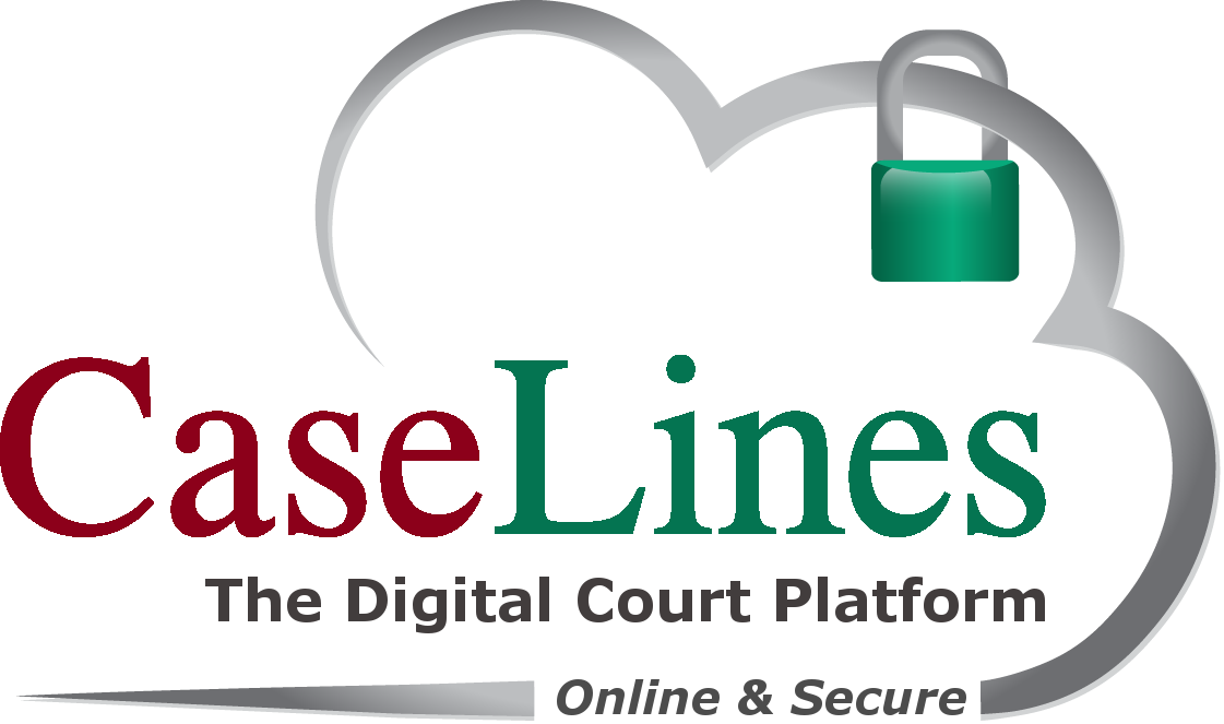 Evidence clipart courtroom. Caselines announces api for