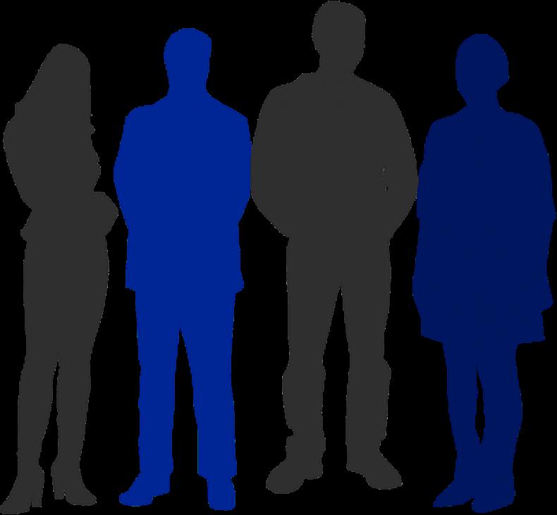 Employment banter or harassment. Collaboration clipart civil partnership