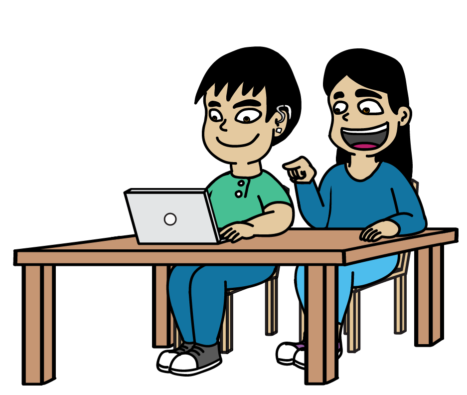 Guided tasks revolutionary content. Collaboration clipart collaborative conversation
