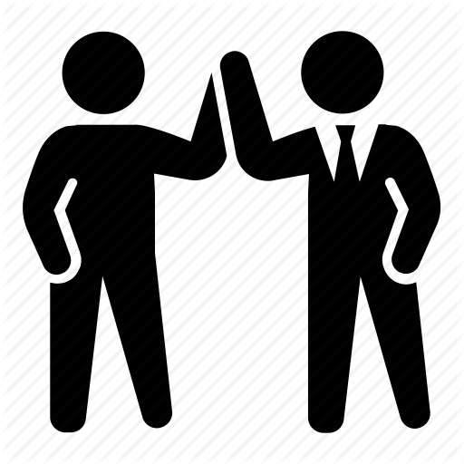 Business background teamwork team. Collaboration clipart cooperation