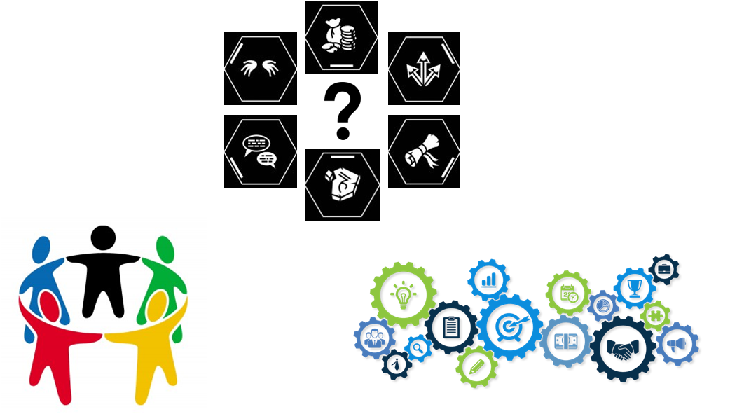Active and participative methodologies. Collaboration clipart cooperative learning