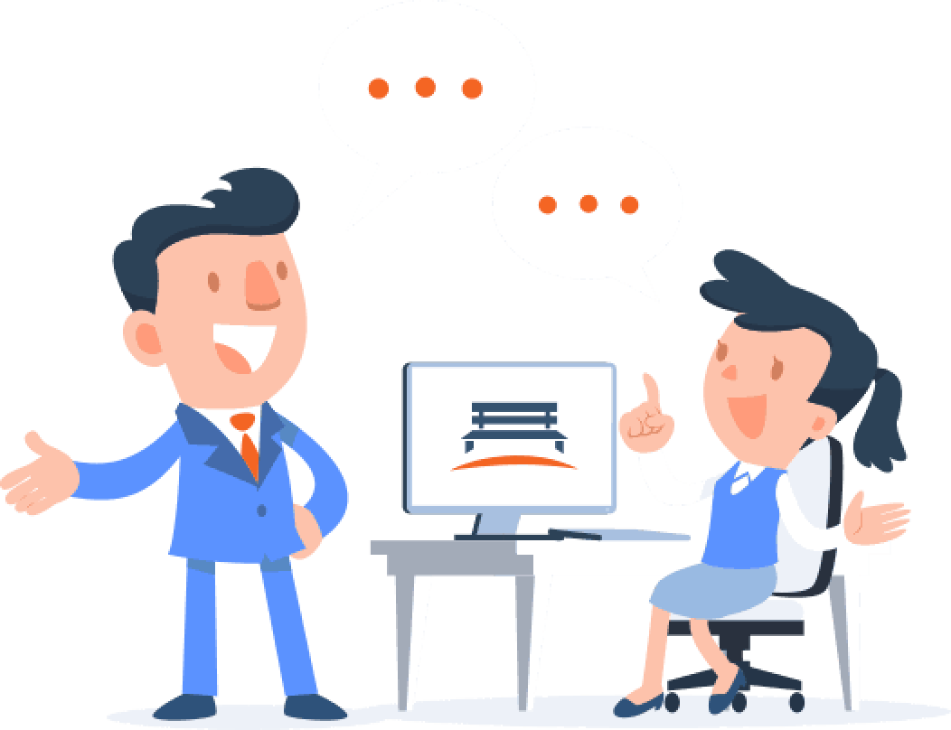 Collaboration clipart customer service. Support features in all