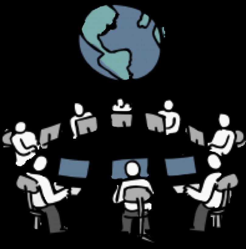 Remotelyagile info a servant. Collaboration clipart distant