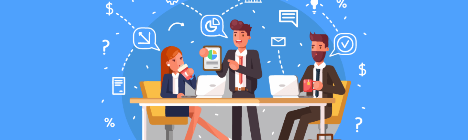 effective team management. Collaboration clipart group task