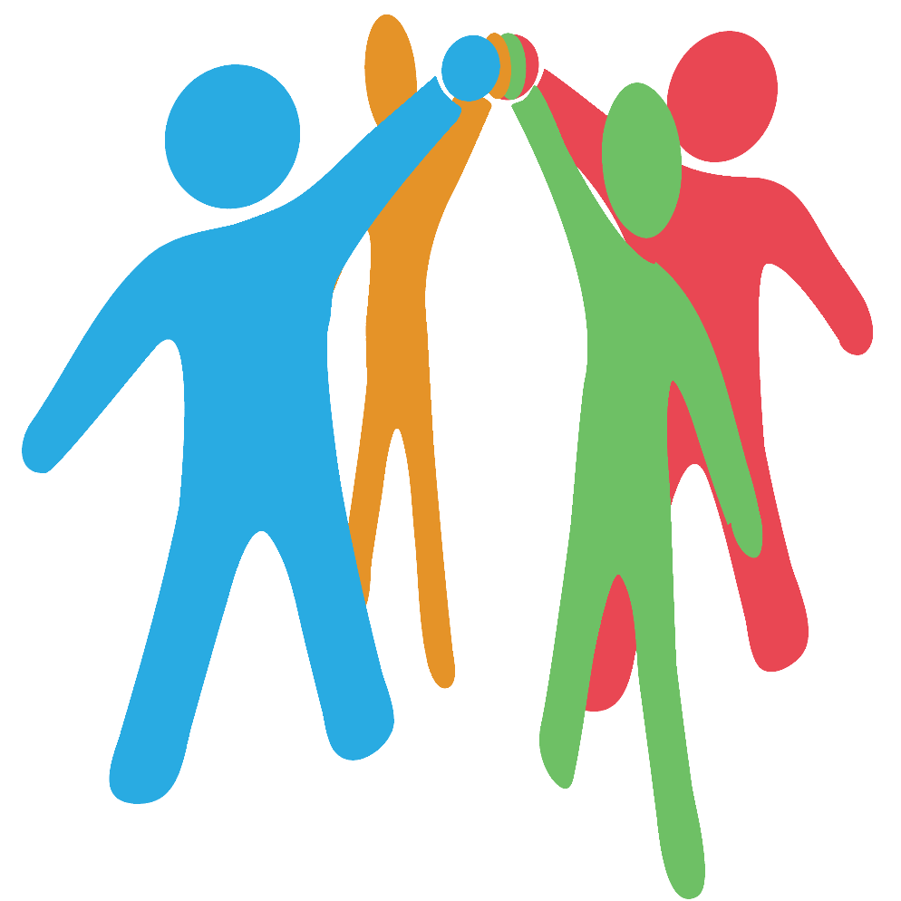 Volunteering clipart collaboration. Stock photography join hands
