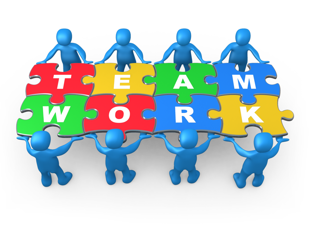 Teamwork clipart team unity. Com collaboration skill work