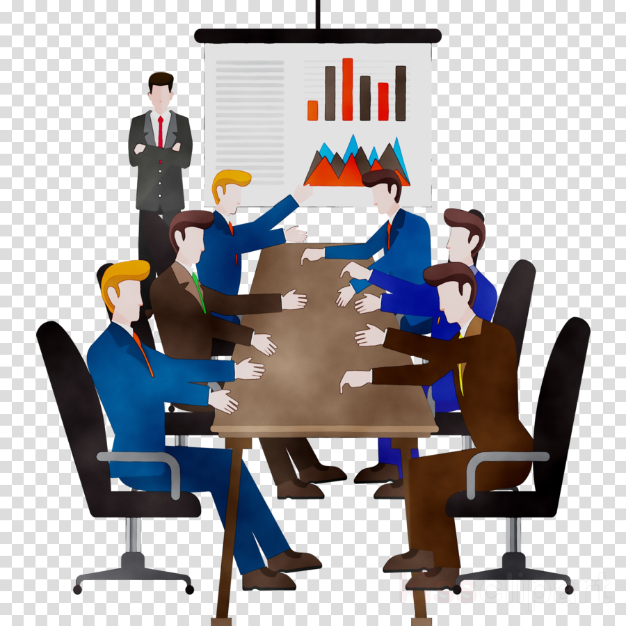 Business background job furniture. Collaboration clipart office