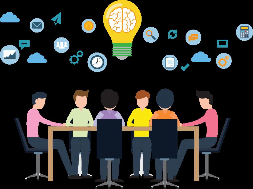 Collaboration clipart organisation. Services exadatum infrastructure management
