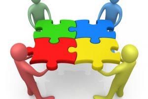 Station . Collaboration clipart organisation