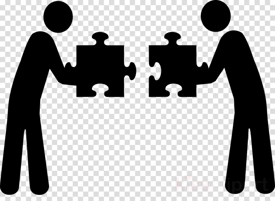 Group of people background. Collaboration clipart organisation
