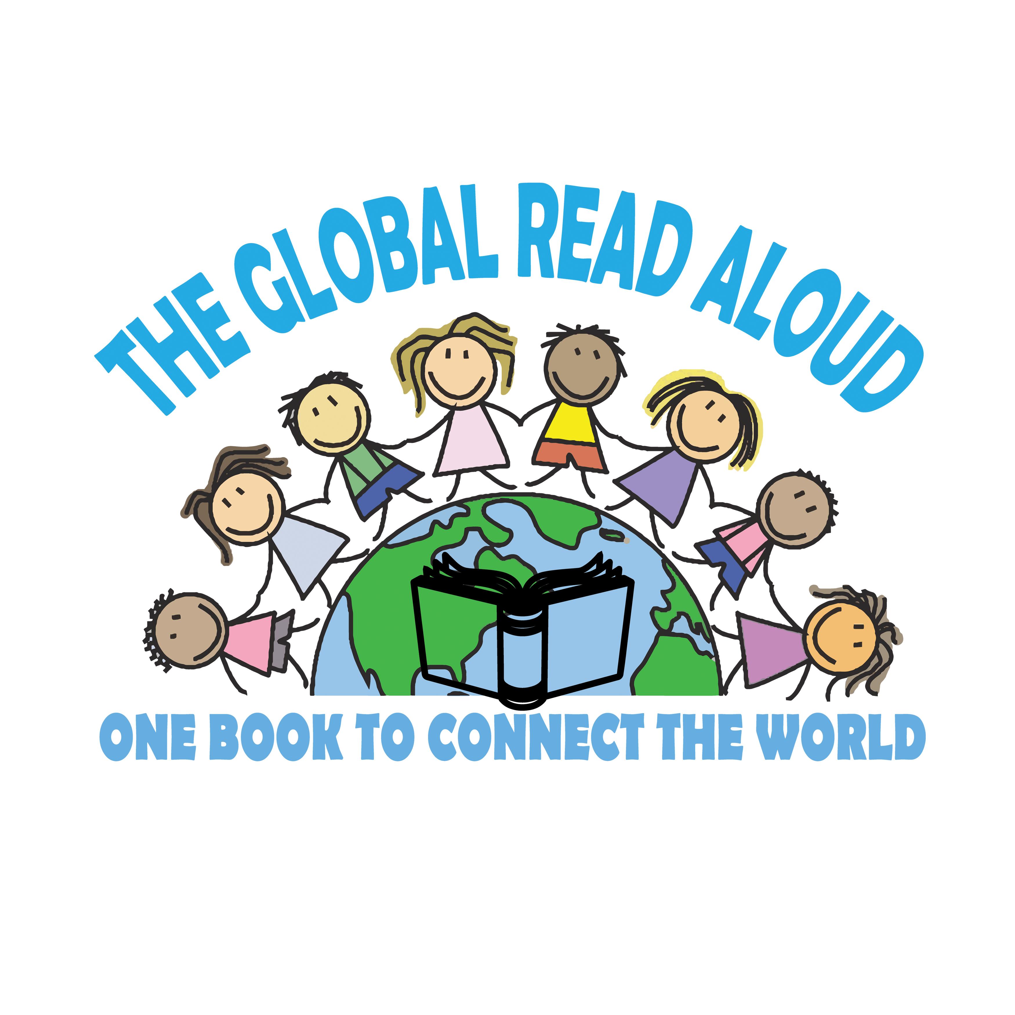 Global read aloud shirt. Discussion clipart participant