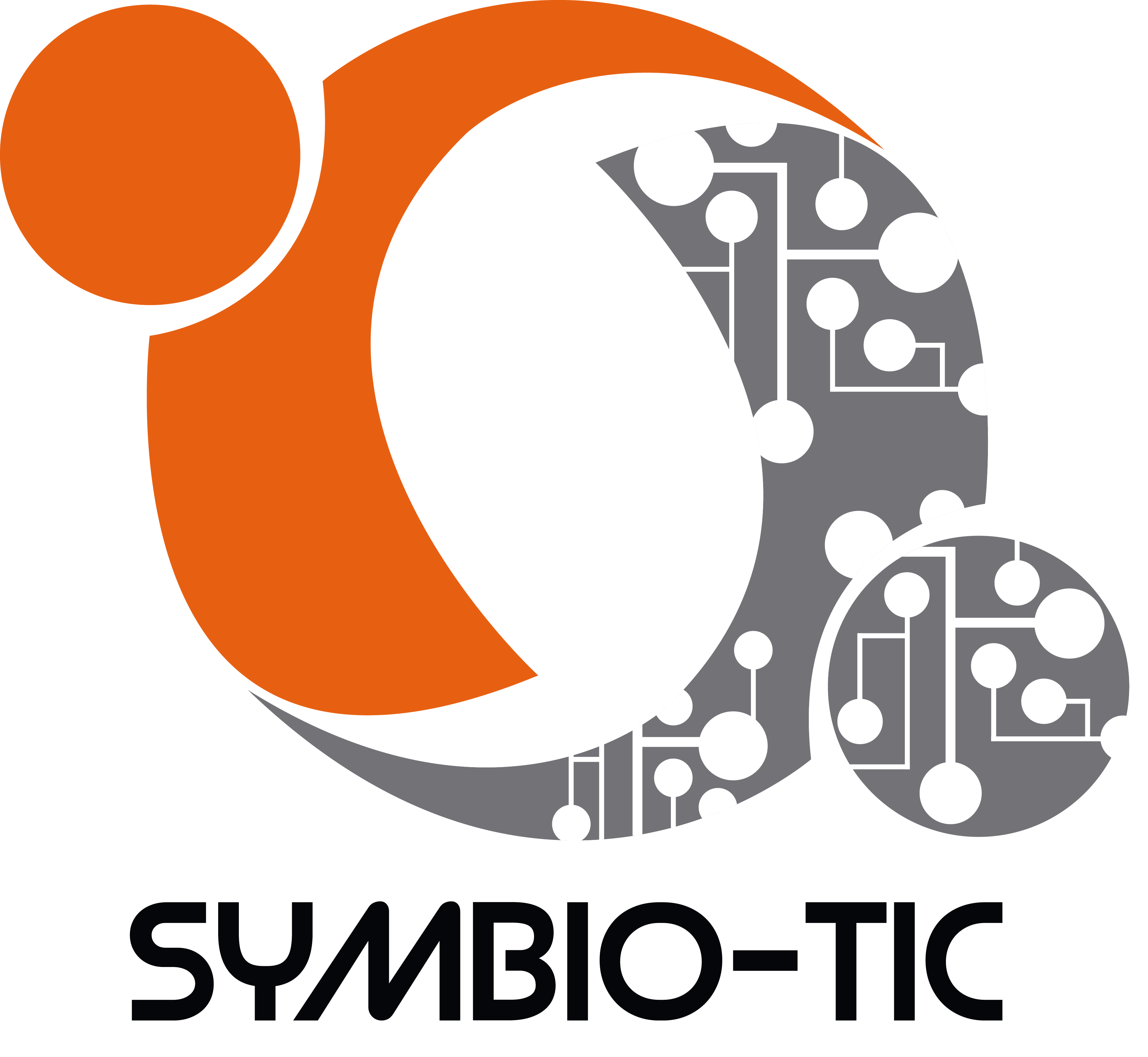 Symbio tic symbiotic human. Collaboration clipart project overview