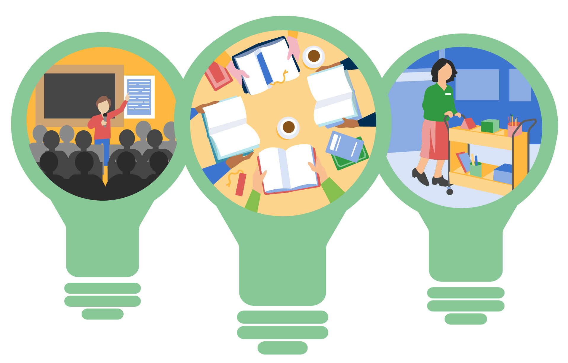 Outreach strategies for promoting. Collaboration clipart school community