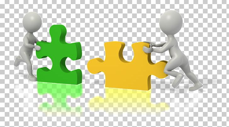 Jigsaw puzzles animated film. Puzzle clipart stick figure