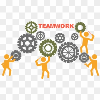 Collaboration clipart support system. Teamwork png images free