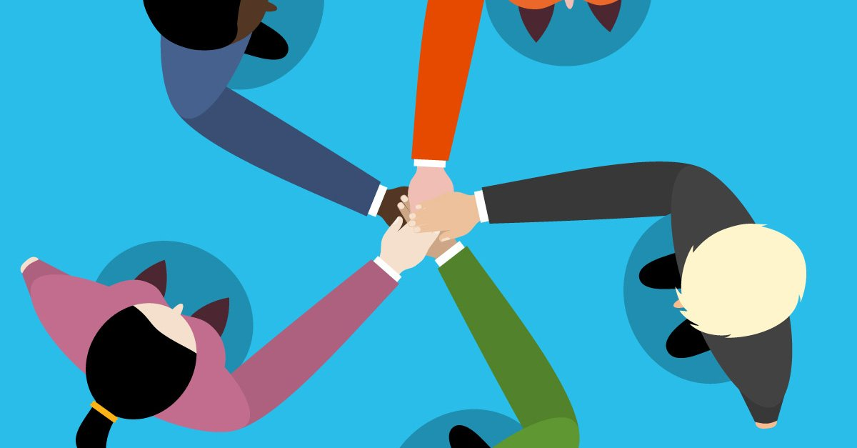 Collaboration clipart team challenge. The unique challenges of
