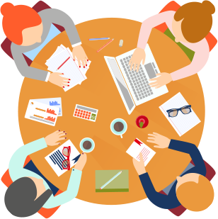 How to build a. Collaboration clipart teamwork