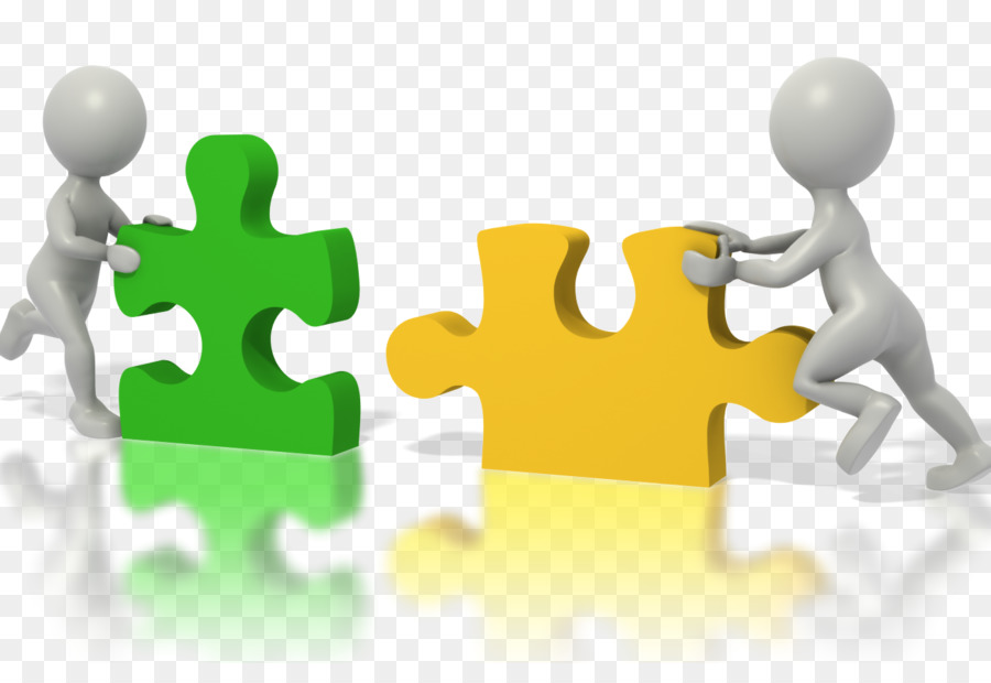 Puzzle clipart business. Background text product