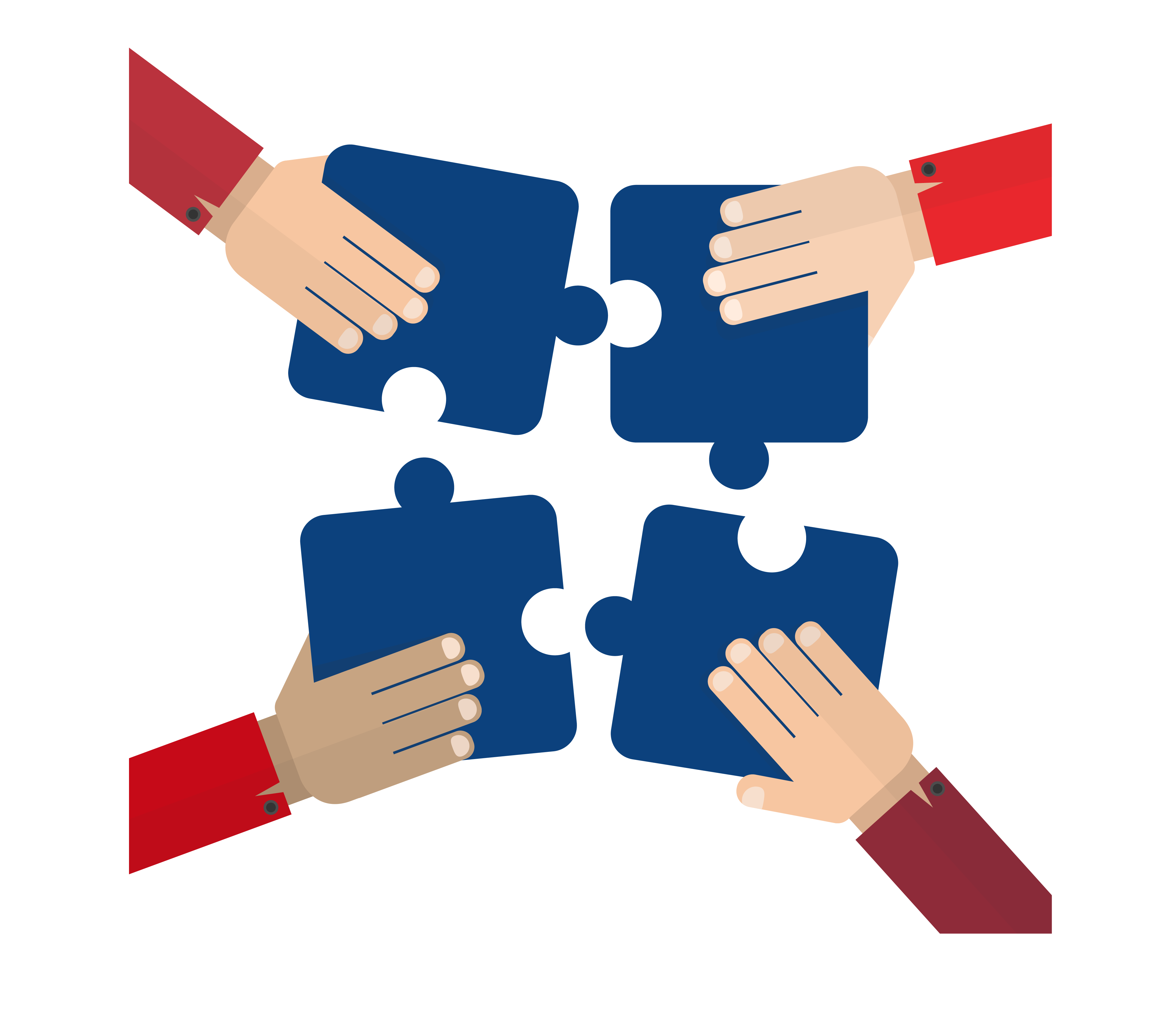 Teamwork clipart team unity. Development solutions and more