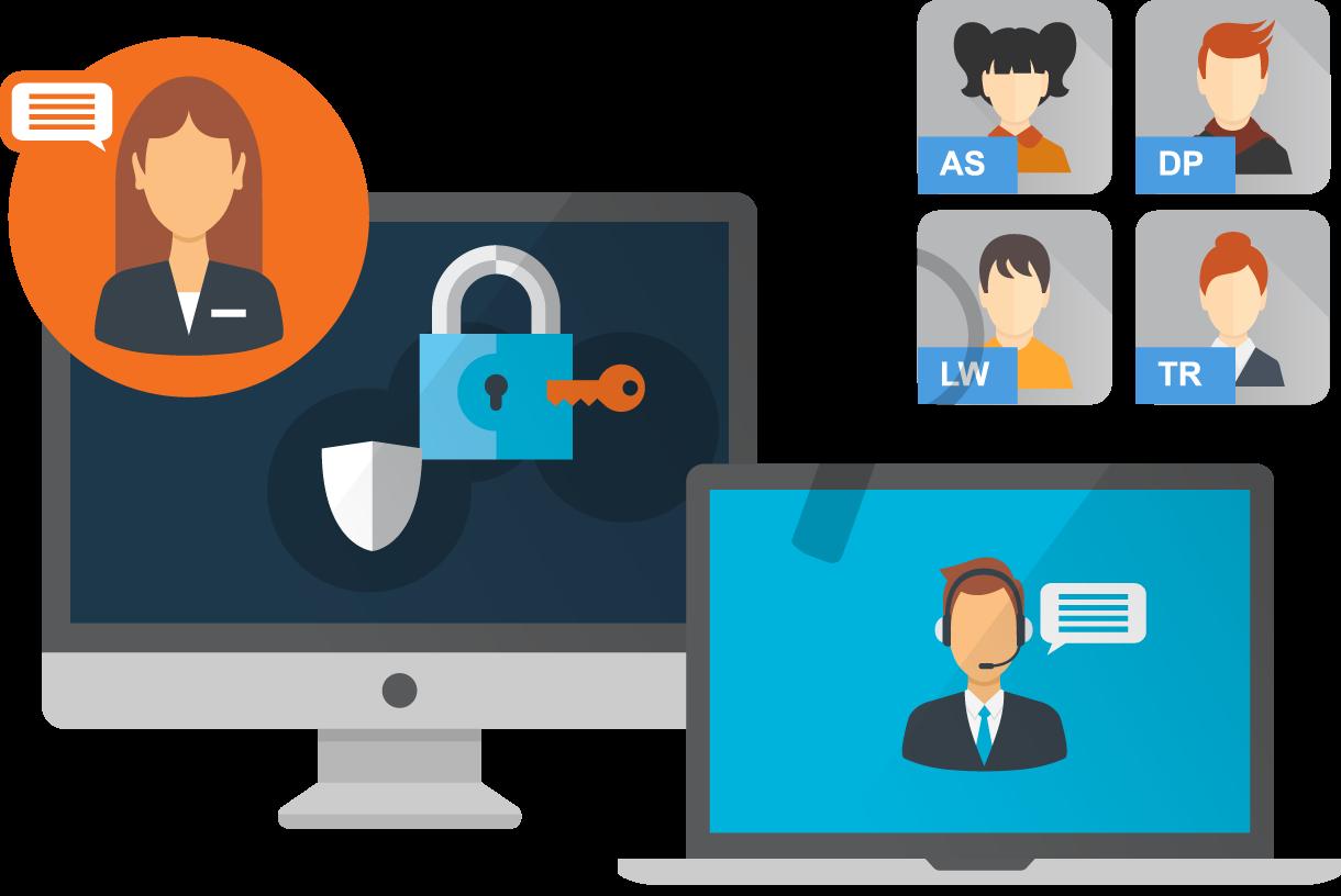 Configurable talent management software. Collaboration clipart workforce planning