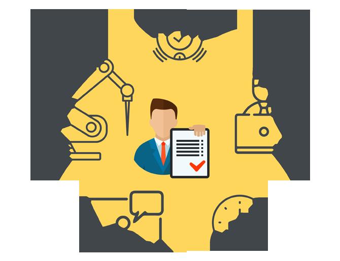 Collaboration clipart workforce planning. Sap human capital management