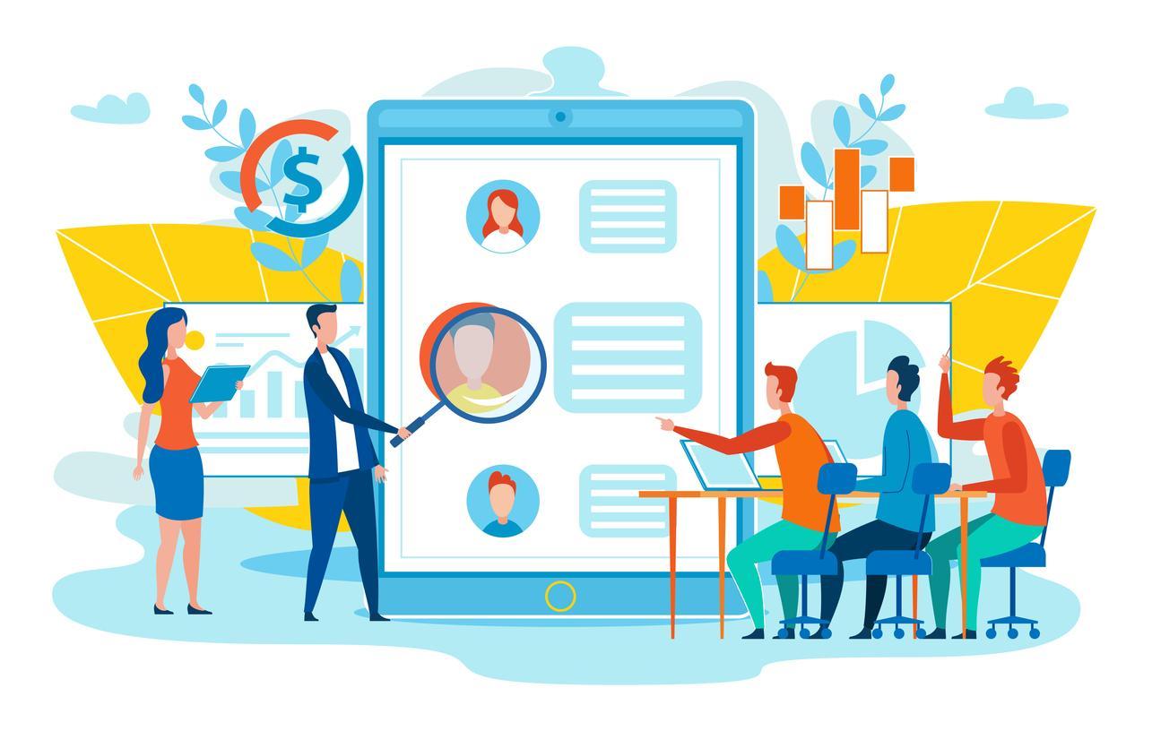 Benefits of strategic . Collaboration clipart workforce planning