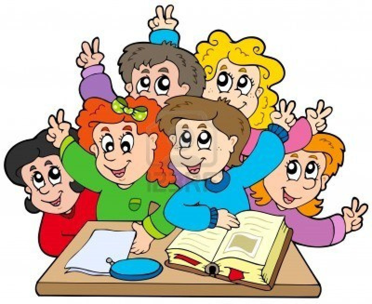 Learning clipart many student.  ideas that encourage