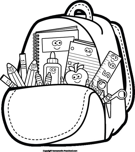 Schoolhouse school sketch