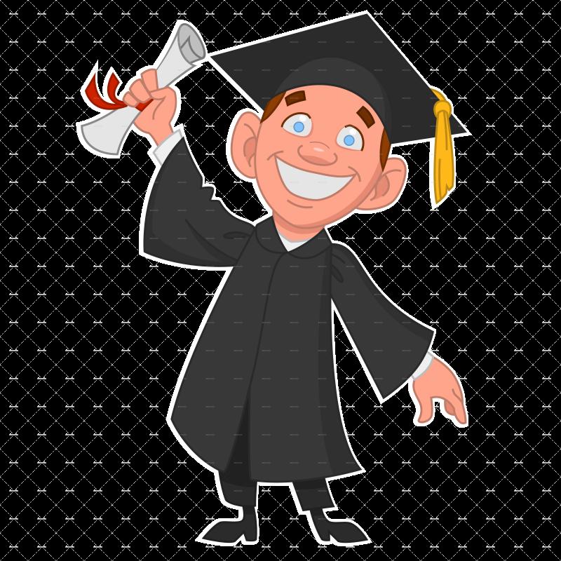 Hubpicture pin . Graduation clipart college