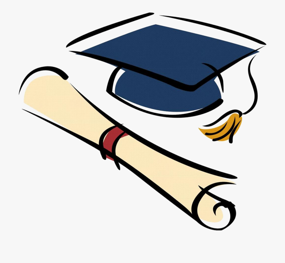 Diploma clipart college diploma. Png free