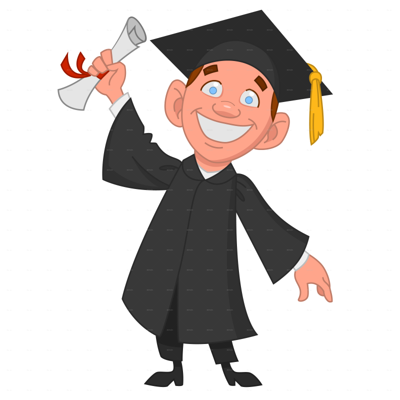 College clipart college graduate. Cliparts for free and