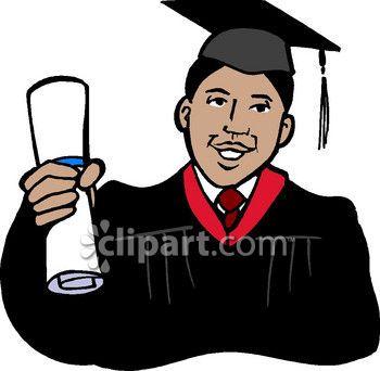 Pin on grad . College clipart college graduate