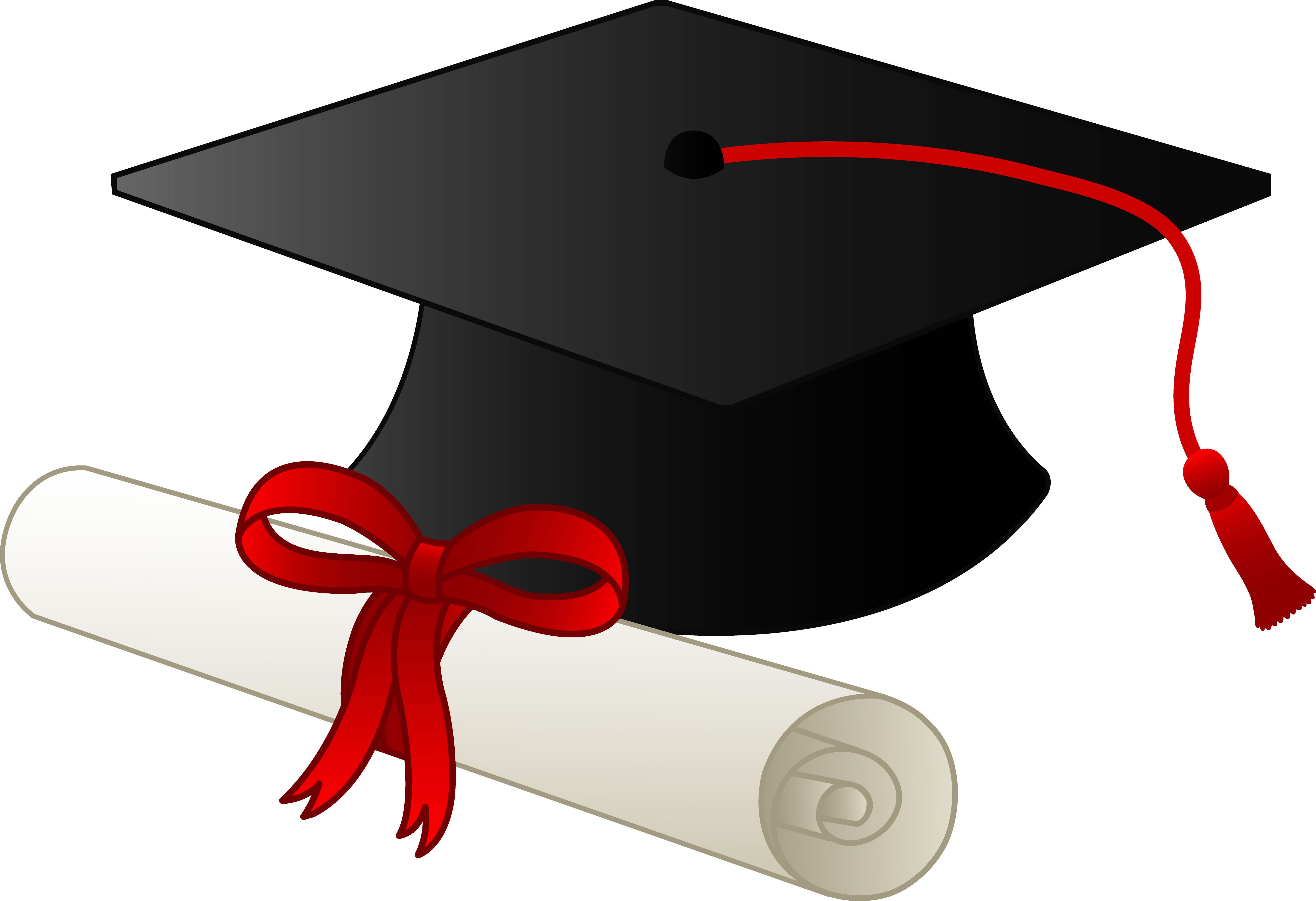 Free panda images . College clipart college hat