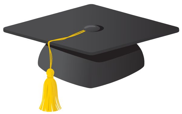 Clip art cfxq library. College clipart college hat