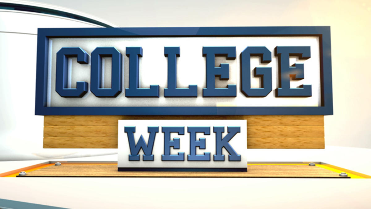 . College clipart college week