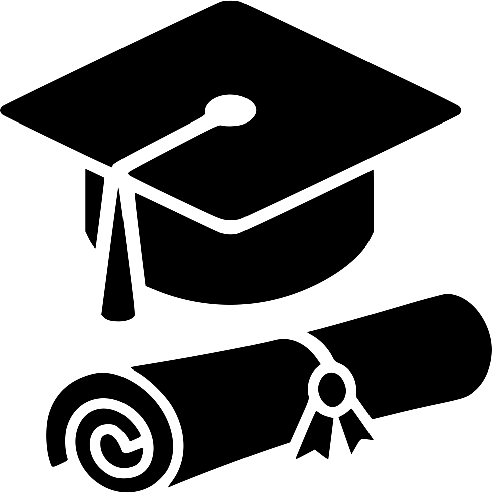 And cap svg png. Diploma clipart graduation certificate