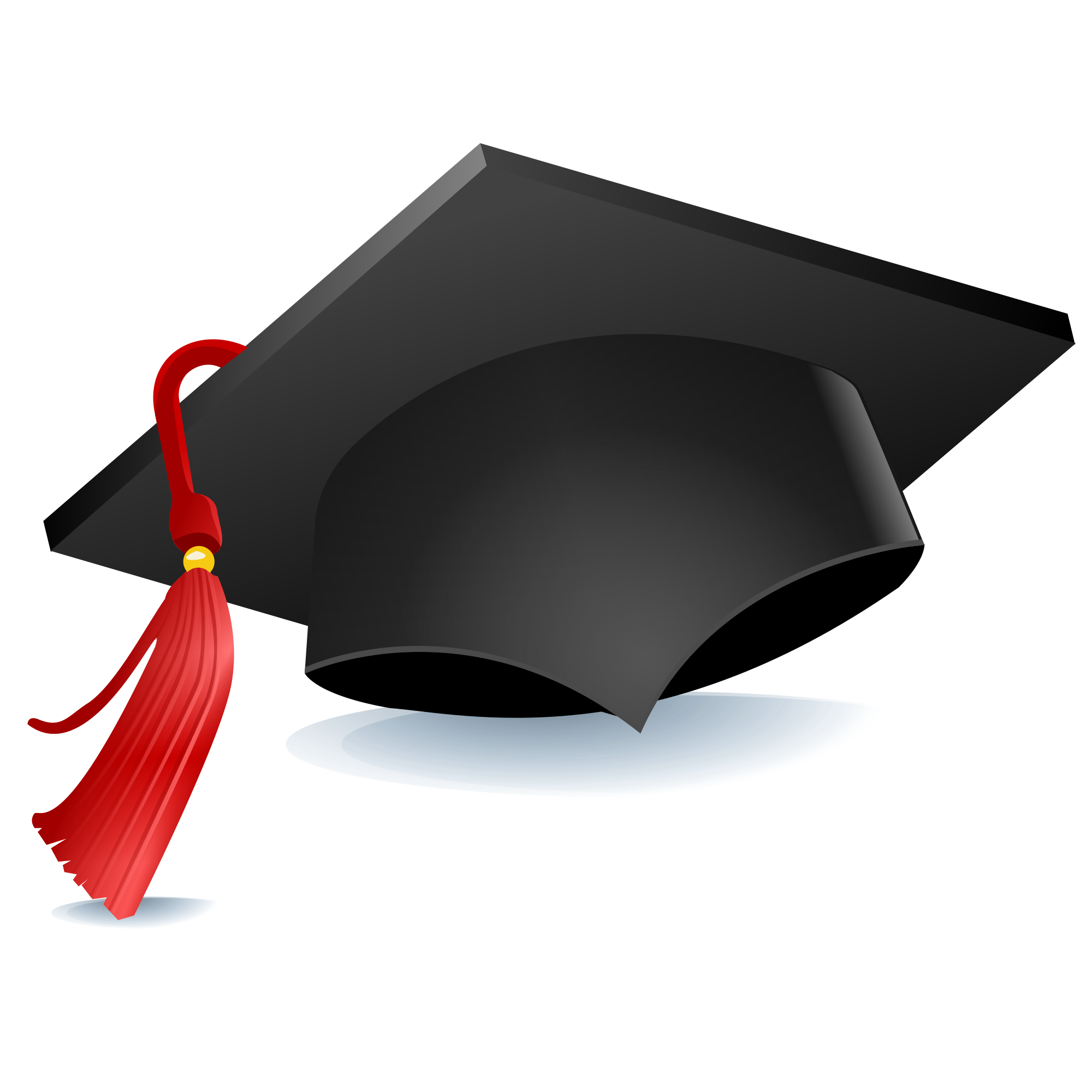 Doctoral degree png transparent. Textbook clipart graduation cap