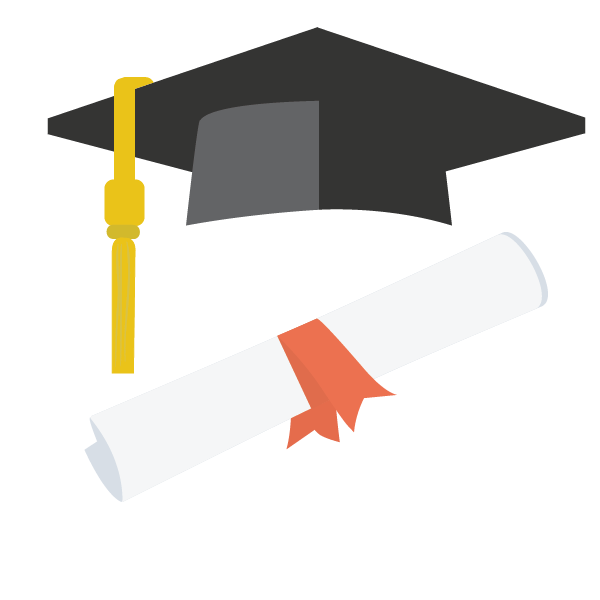 Doctorate images gallery for. Graduation clipart masters degree