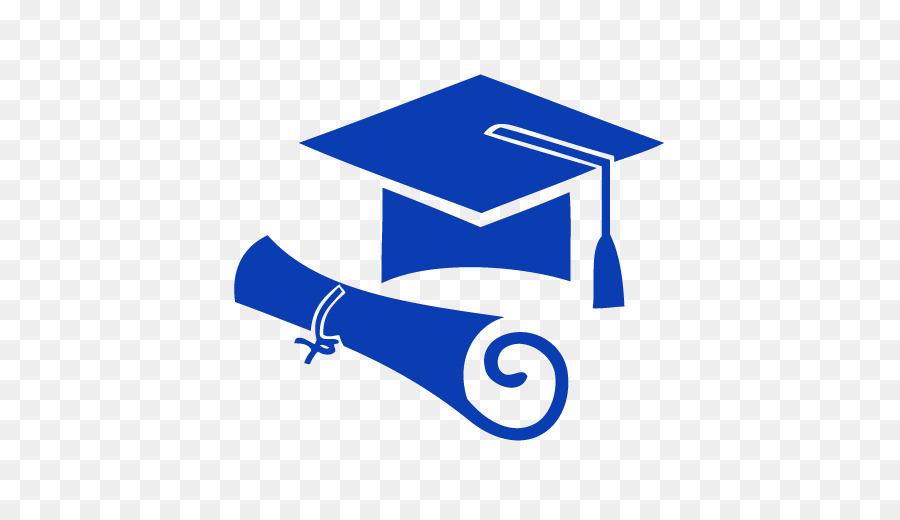 College clipart middle school. Graduation cartoon blue text
