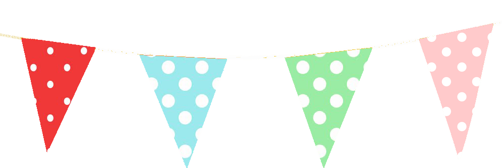 College clipart pennants, College pennants Transparent FREE